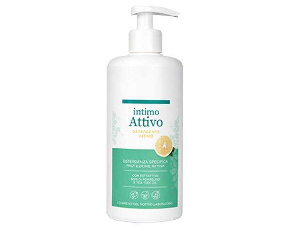 Detergente intimo attivo