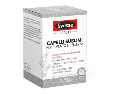 Swisse Capelli Sublimi 30 Capsule