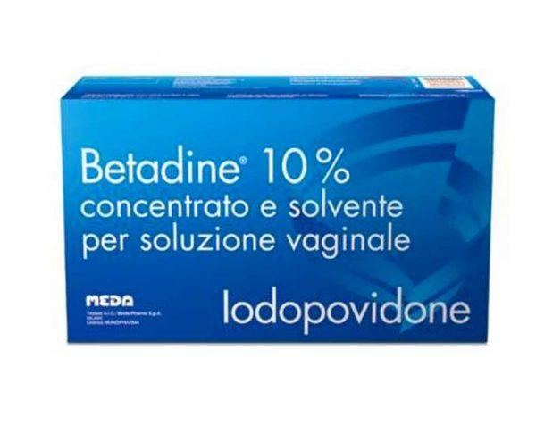 BETADINE 10% Concentrato