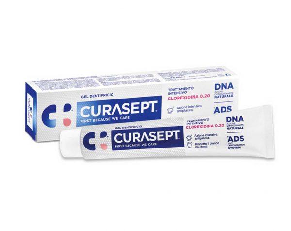 Curasept Dentifricio Trattamento Intensivo Clorexidina